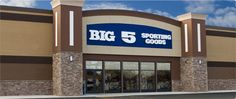 About Big 5 Sporting Goods-  7306 E. 36th Ave., Ste. 201  Denver, CO 80238  720.941.2957