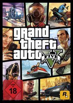 Rockstar Games' von der Presse gefeiertes Open-World-Spiel, Grand Theft Auto V, erscheint für den PC.
