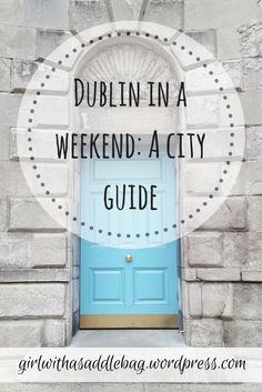 Dublin in a weekend: Our city guide shows you the best places to explore, eat and drink - plus tips for finding great comedy, culture and craic.