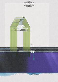 An Orbis Tertius, Hull 2456 - Architecture Project SSoA Petros Antoniou Orbis, Public, Website, Architecture, Creative, Projects, Arquitetura, Log Projects, Blue Prints