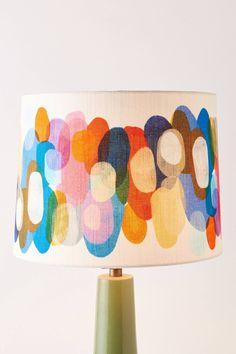 Claire Desjardins Kaleidoscope Lamp Shade