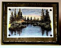 A Masculine Card CKM by LilLuvsStampin - Cards and Paper Crafts at Splitcoaststampers