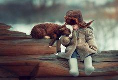 Детские эмоции на снимках Елены Карнеевой.