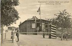 www.tram-basel.ch - Netz/Strecke: Riehen Dorf - Riehen Grenze (1914)