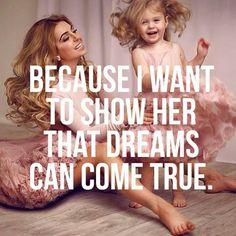 Dreams Do Come True....