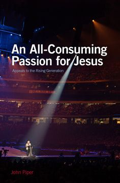 """John Piper, from the introduction: """"Louie Giglio came to my house in 1997, and we sat  down at my dining room table. We did not know each other, and he had heard and read some things. He said, 'I am looking for a person whose whole message revolves around the glory of God in Christ, and you seem to me to be one of those.'""""  