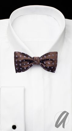 8e946af36723 A-fashion silk bow tie