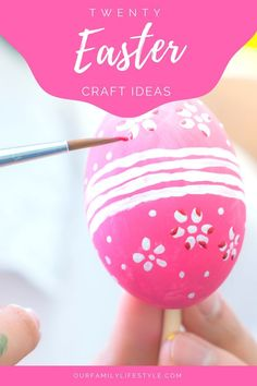 20 Easter Craft Idea
