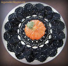 Lacy Crochet: Halloween