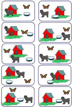 Game collection from a Hungarian site. Dyslexia Activities, Montessori Activities, Learning Activities, Activities For Kids, Positional Words Kindergarten, In Kindergarten, Teaching Kids, Kids Learning, Preschool Centers