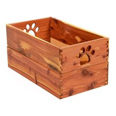 Amish Handcrafted Pet Toy Box