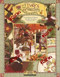 Debbie Mumm - 12 Days of Christmas - Ludmila2 Krivun - Picasa Webalbum