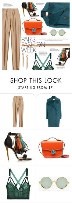 """Teal & Tangerine"" by lilith1521 ❤ liked on Polyvore featuring Haider Ackermann, By Malene Birger, MSGM, Marni, Lonely, Boohoo, parisfashionweek and Packandgo"