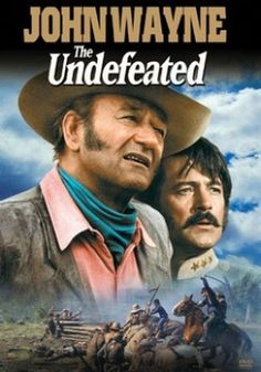 John Wayne and Rock Hudson