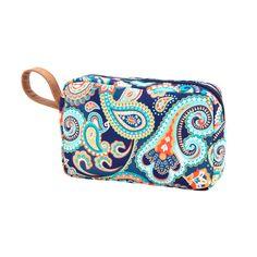 Viv&Lou Emerson Paisley Cosmetic Bag