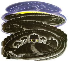 The Little House Written and illustrated by Virginia Lee Burton, 1942