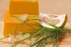 Your skin's favourite detox regimen – Grasses and Fruits! #Detox #Skincare #Soap