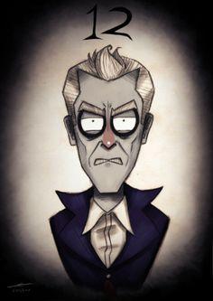 Douzième Docteur : Peter Capaldi
