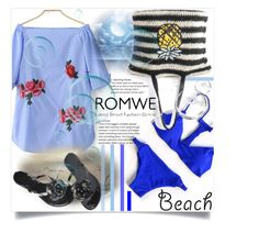 """""""ROMWE 4/XII"""" by saaraa-21 ❤ liked on Polyvore featuring romwe, shop and polyvorefashion"""