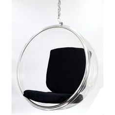 Creative Tonic Loves This Hanging Chair For Sterlings Room (cover In  Blue/orange)