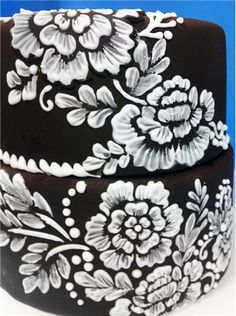 Brush embroidery stencils http://www.designerstencils.com/Brush-Embroidery-Flower-Set-P14079_SKU_C790.aspx