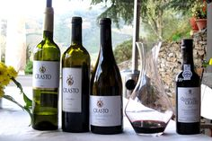 Quinta do Crasto Wines, Douro, Portugal.