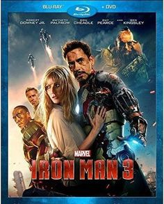 Rent Iron Man 3 and other new DVD releases and Blu-ray Discs from your nearest Redbox location. Or reserve your copy of Iron Man 3 online and grab it later. Guy Pearce, Iron Men, Pepper Potts, Gwyneth Paltrow, Robert Downey Jr, Tony Stark, Doctor Strange, Winchester, Video Iron Man