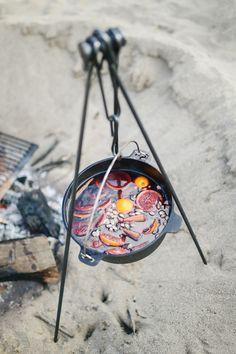 mulled wine - lean + meadow sunday oyster roast
