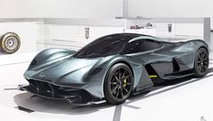 Aston Martin and Red Bull Racing Reveal their AM-RB 001 Hybrid Hypercar   Automobiles