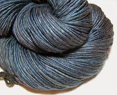 Handspun Yarn Gently Thick and Thin Single by SheepingBeauty, $40.00