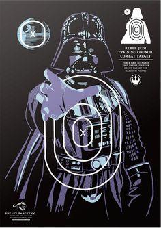 Rebel Jedi Training Council Combat Target