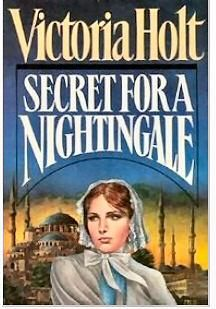 Secret for a Nightingale by Victoria Holt: I still have this edition. My parents gave it to me as a Christmas present in Junior High