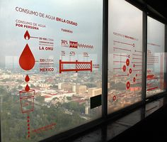 Infographic Environmental Graphics