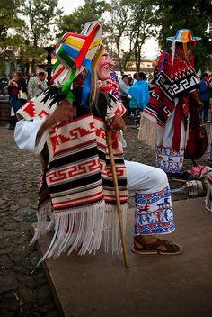 """Viejitos"", Michoacán."