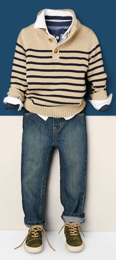 Kids' style | Boys' fashion | Denim looks | The Children's Place