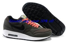 new concept e8c70 3d182 Best Gift Nike Air Max 1 Velvet Brown Black Shoes Mens The Most Lightweight  Shoes