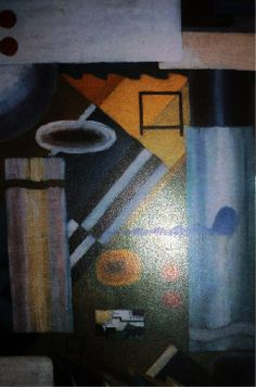 "Julius Evola, ""Paesaggio interiore ore 10,30"" (Inner Landscape, 10:30 a.m.""), 1918-20"