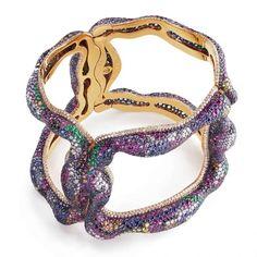 Gold and Gemstone Bracelet by Fabergé