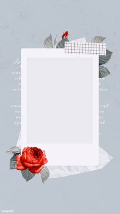 Framed Wallpaper, Cute Wallpaper Backgrounds, Pretty Wallpapers, Aesthetic Iphone Wallpaper, Photo Collage Template, Picture Templates, Story Instagram, Creative Instagram Stories, Polaroid Picture Frame