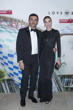 Kanye West, Marc Jacobs at the 5th Annual Love Ball - -Wmag