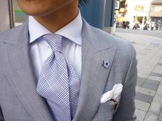 The color scheme is very subtle creating a clean and crisp look. #menswear #mensstyle