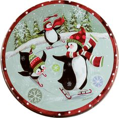 Check out this year's holiday tin, only $8. GSKSMO's is filled with yummy milk chocolate pretzels. More info: candy@gsksmo.org.