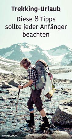 Trekking, das ist Wanderurlaub fernab typischer Touristenpfade. Oft kommt man mehrere Tage nicht mit der Zivilisation in Kontakt und muss trotz geringen Packgewichts auf jedes Wetter vorbereitet sein. TRAVELBOOK verrät, worauf man achten sollte und was wichtig ist.