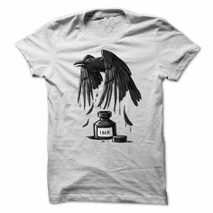 Ink Raven T Shirts, Hoodies, Sweatshirts