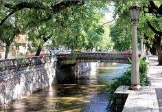 Córdoba, Argentina. La Cañada