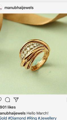 Finger ring Gold Rings Jewelry, Jewelery, Men's Jewellery, Designer Jewellery, Jewellery Designs, Bridal Jewelry Sets, Wedding Jewelry, Diamond Rings, Diamond Jewelry