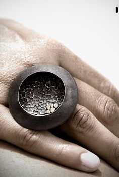 Utterly gorgeous ring from drOphius jewelry.