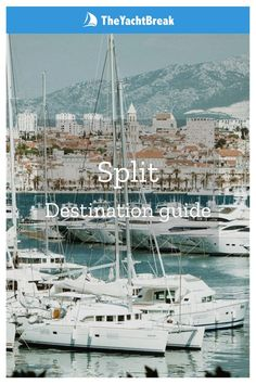 Spend a day of your sailing holiday with The Yacht Break in Split. Read on to find out more. Travel Info, Travel Deals, Travel Tips, Sailing Magazine, Sailing Holidays, Split Croatia, Memorial Park, Croatia Travel, Beautiful Sunrise