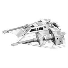 Metal Earth Star Wars Snowspeeder 3D Metal Model Kit
