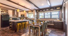 Arlington - modern manufactured home design